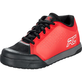 Ride Concepts Powerline Sko Herrer, red/black